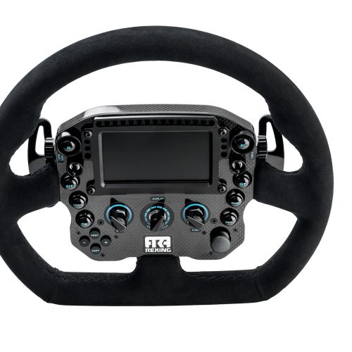 Rexing GT steering wheel