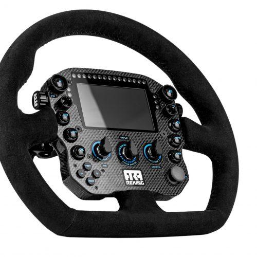 Rexing GT steering wheel